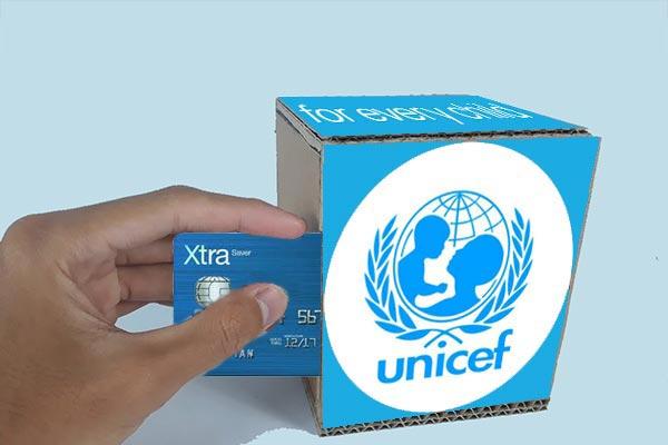 Donasi Online UNICEF