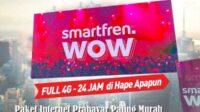 smartfren Paket Internet Prabayar