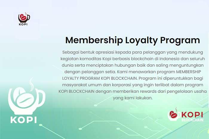Program Kopi Loyalty
