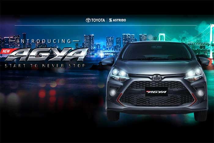 Promo Mobil Toyota dari Astrido