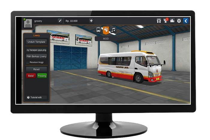 Download Mod Bus Simulator