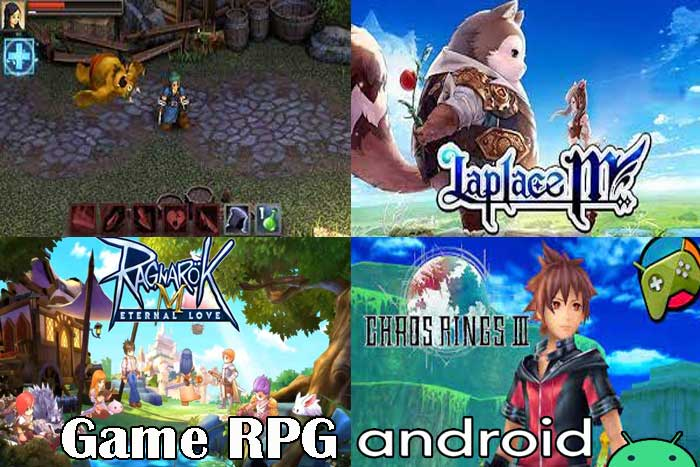Game RPG Android